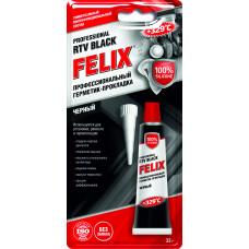 Герметик-прокладка FELIX нейтральный (черный) 32г