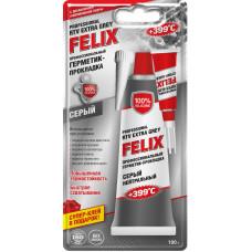 Герметик-прокладка FELIX (серый) 100г