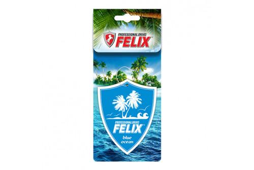 Ароматизатор бумажный FELIX Прохлада лазурного океана